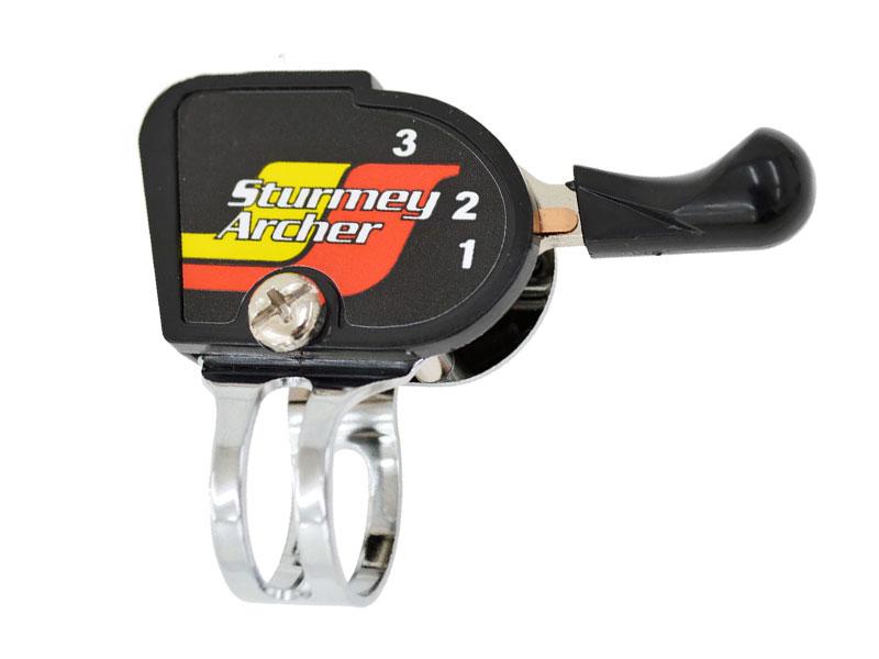 Sturmey Archer Trigger Shifter 3 Speed Black