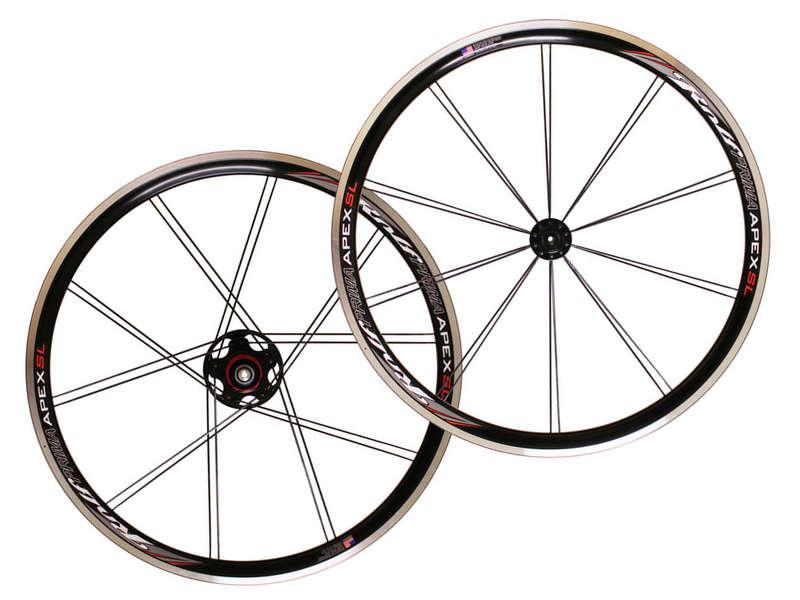 自転車の 自転車 ロックナット寸法 : CYCLETECH-IKD : Rolf Prima Apex SL 406 11S ...