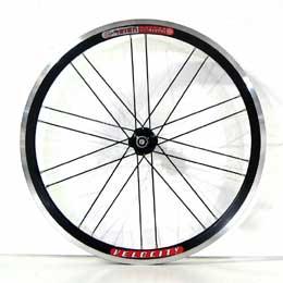 自転車の 自転車 ロックナット寸法 : CYCLETECH-IKD : Velocity URIEL 451mm 20/24 ...